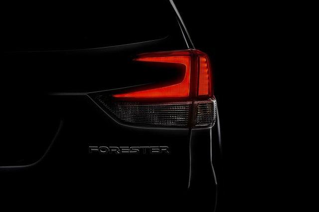 Subaru će u New Yorku predstaviti novi Forester