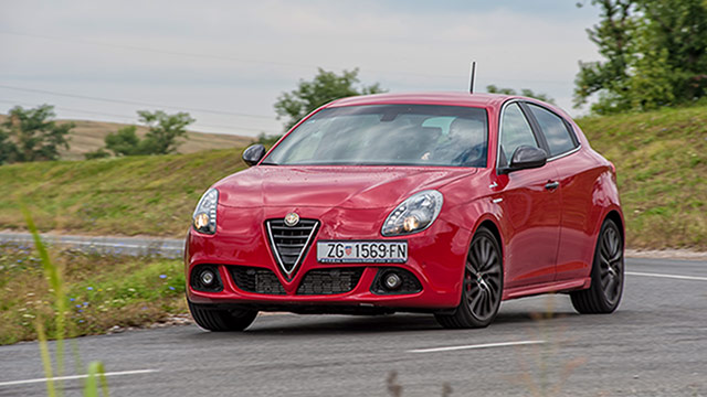 Posebna ponuda za Alfa Romeo Giuliettu s dizelskim motorom!