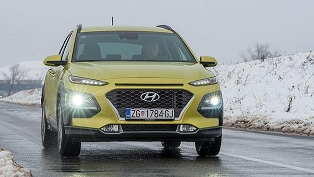 Hyundai Kona 1.0 T-GDI ROCKit