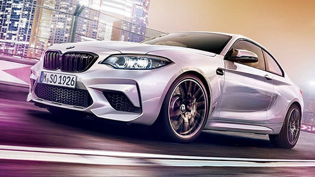 BMW M2 Competition – 3.0 bi-turbo i 410 KS