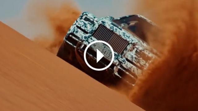 Rolls-Royce još jednom najavio svoj prvi SUV Cullinan