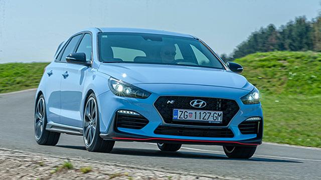 Hyundai i30 N 2.0 T-GDI Performance