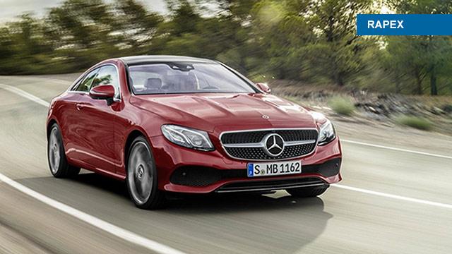 Mercedes-Benz pokrenuo opoziv E klase Coupé