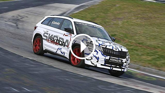 Škoda Kodiaq RS – najbrži SUV sa sedam sjedala