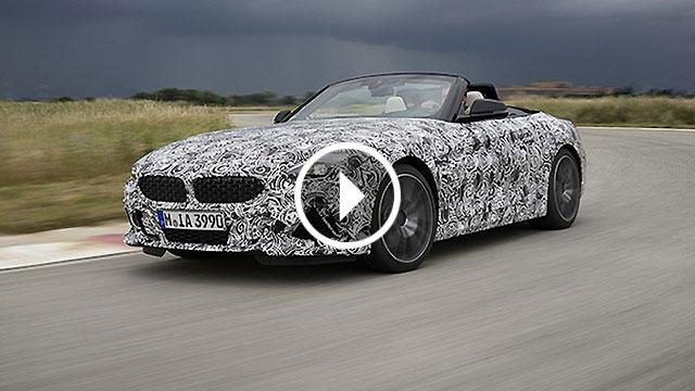 BMW najavio novi Z4 u izvedbi M40i