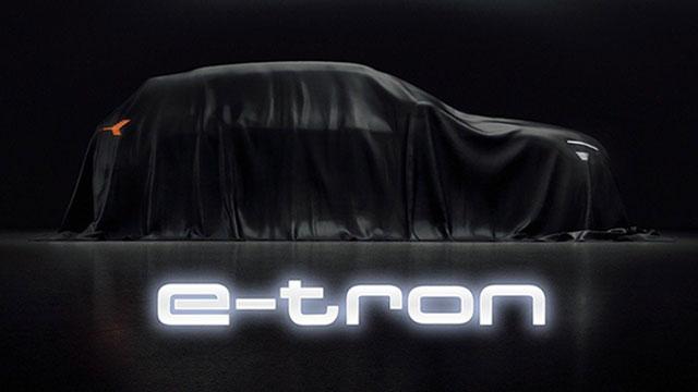 Audi potvrdio – službena premijera E-Trona 17. rujna