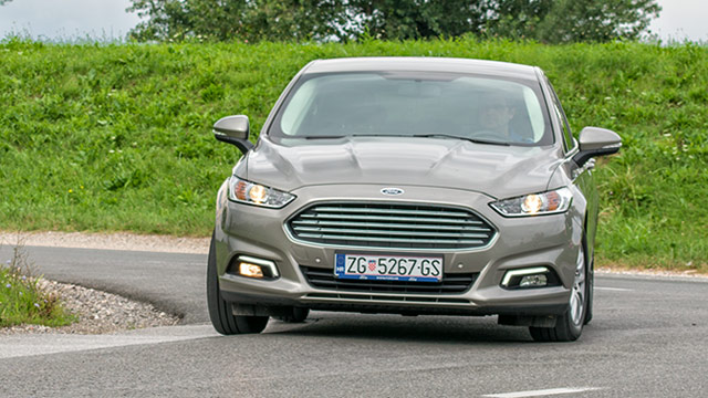 Ford Mondeo 2.0 TDCI Trend Look