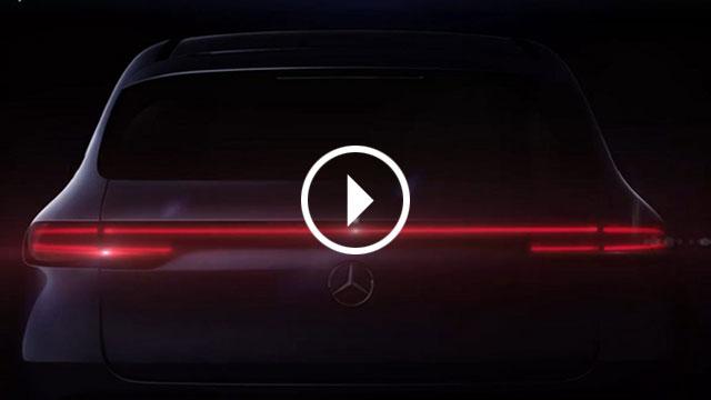 Mercedes-Benz EQ C – novi dan, novi teaseri