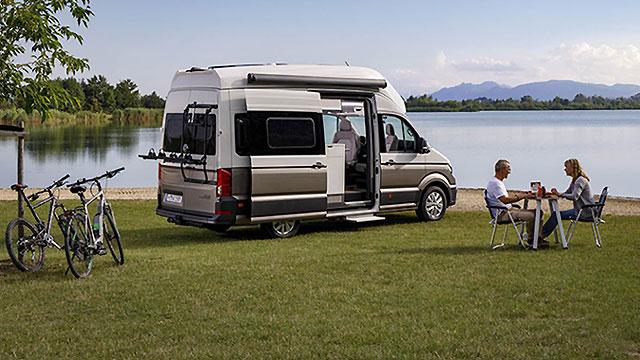 Volkswagen Grand California – dom na kotačima