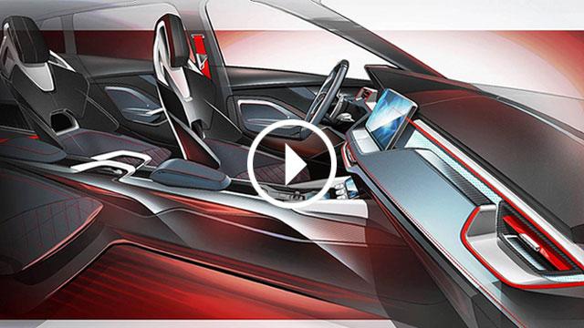 Škoda predstavila interijer modela Vision RS
