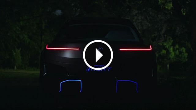 BMW objavio još jedan teaser studije iNEXT