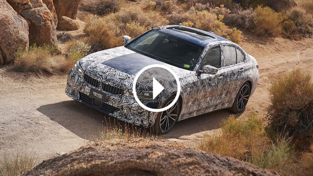 BMW – uskoro stiže nova serija 3