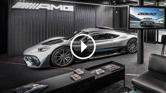 "Mercedes-AMG – Project One postao ""samo"" One"