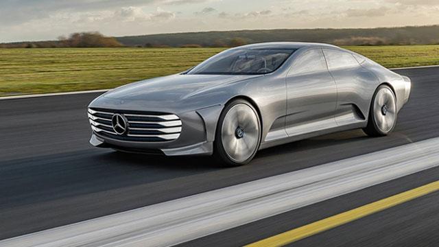 Mercedes-Benz EQ – sljedeći korak električna S klasa