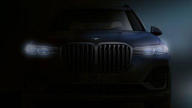 BMW X7 – prvi puta u produkcijskom izdanju