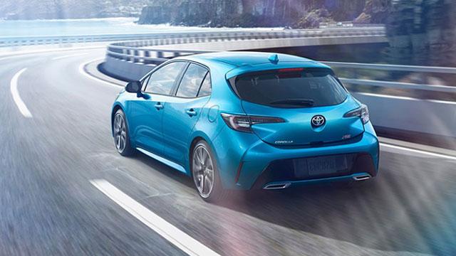 Toyota sprema hibridnu Corollu GRMN?