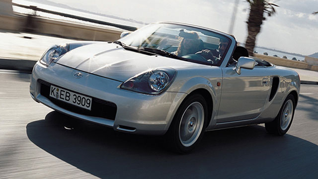 Toyota namjerava revitalizirati model MR2?
