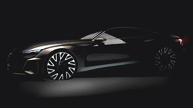 Audi E-Tron GT stiže u Los Angeles
