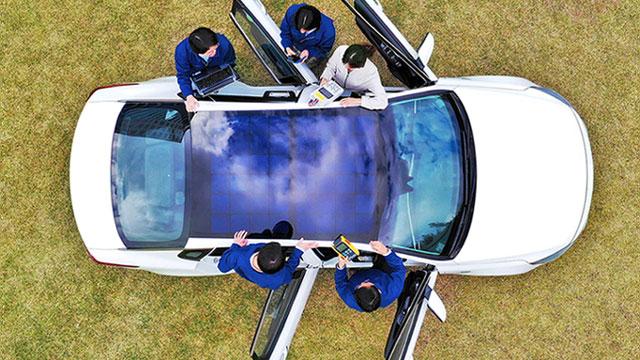 Hyundai i Kia će na određene modele ugrađivati solarne panele