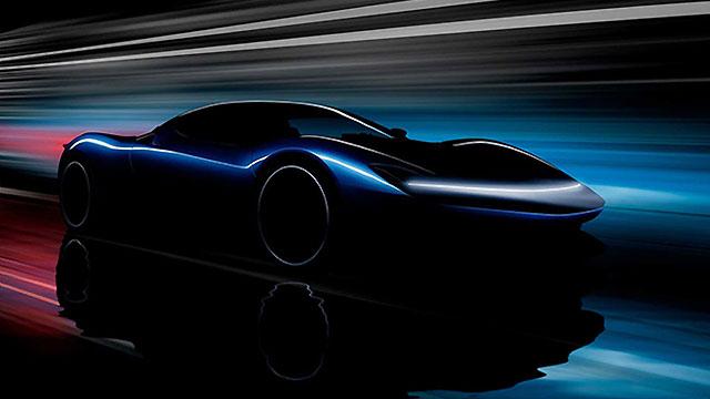 Pininfarina PF0 – novi teaseri električnog superautomobila