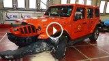 Euro NCAP – jedna zvjezdica za novi Jeep Wrangler, nijedna za Fiat Pandu