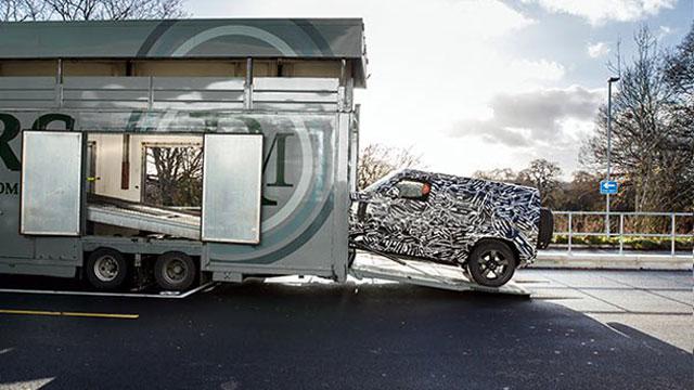 Land Rover najavio novi Defender