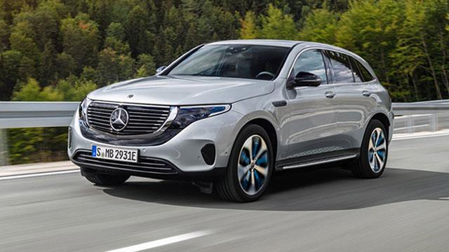 Mercedes-Benz radi na električnom modelu EQB