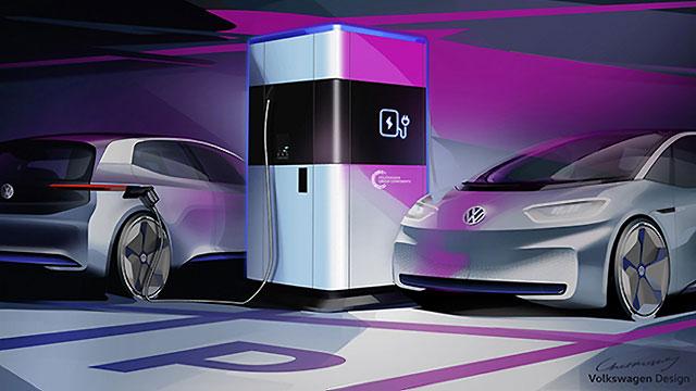 Volkswagen najavio svoje prijenosne punjače za električna vozila