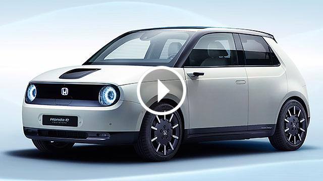 Honda predstavila E Prototype – potvrđena serijska proizvodnja
