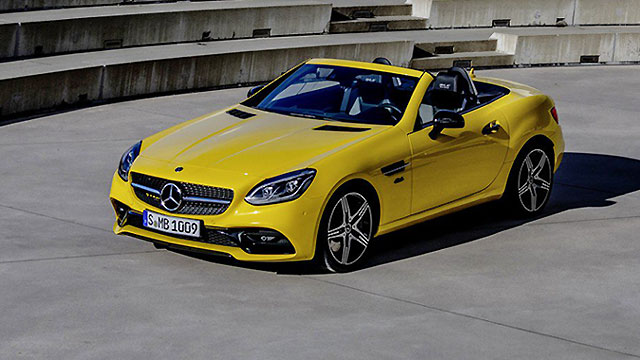 Mercedes-Benz SLC Final Edition – doviđenja ili zbogom?