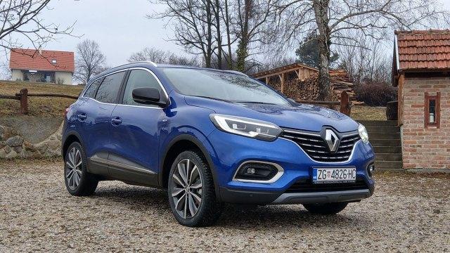 Renault Kadjar facelift