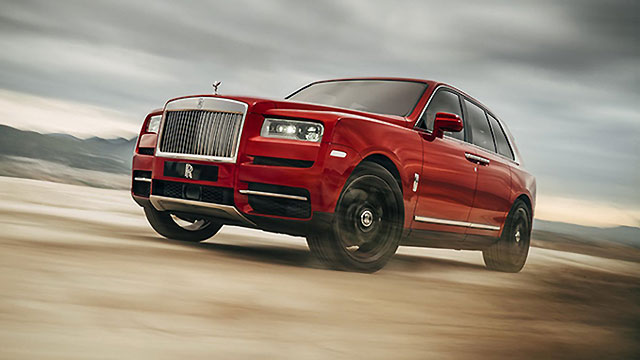 Težak život bogataša – Rolls-Royce ne može pratiti potražnju za modelom Cullinan