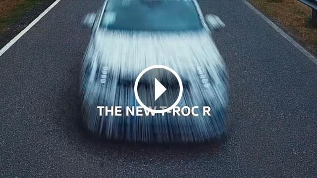 Volkswagen najavio sportski T-Roc R