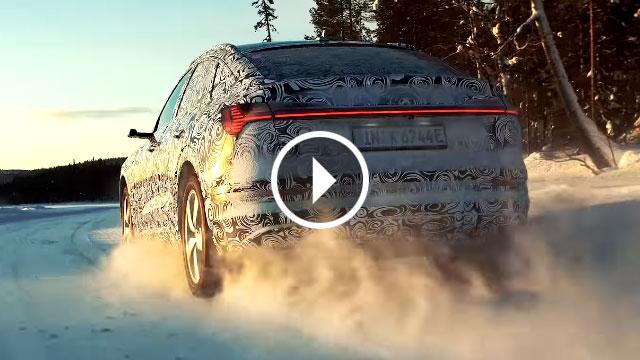 Audi E-Tron Sportback – u prodaji do kraja godine