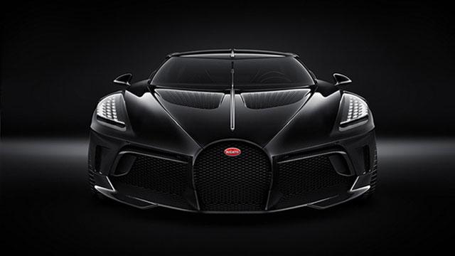 Bugatti La Voiture Noire – najskuplji novi automobil na svijetu