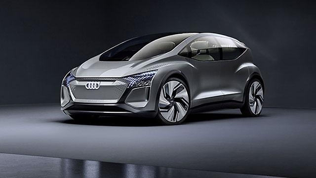 Audi AI:ME – gradski automobil budućnosti