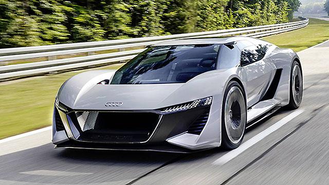 Audi E-Tron GTR mijenja R8?