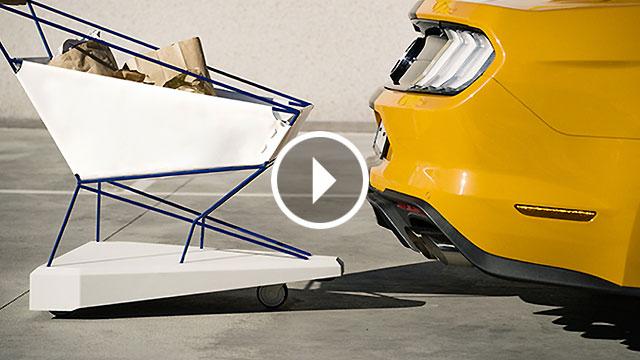 Ford osmislio kolica s automatskim kočenjem