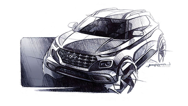 Hyundai Venue – novi subkompaktni crossover
