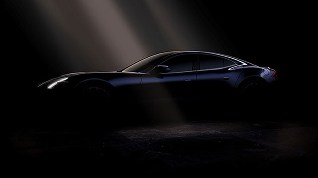 Karma će uz pomoć BMW-a i Pininfarine zasjati u Šangaju