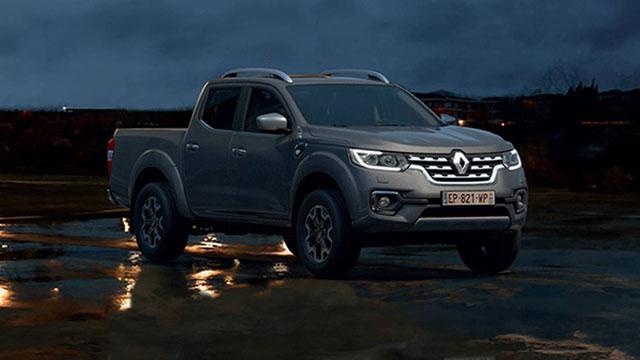Renault osvježio pickup Alaskan