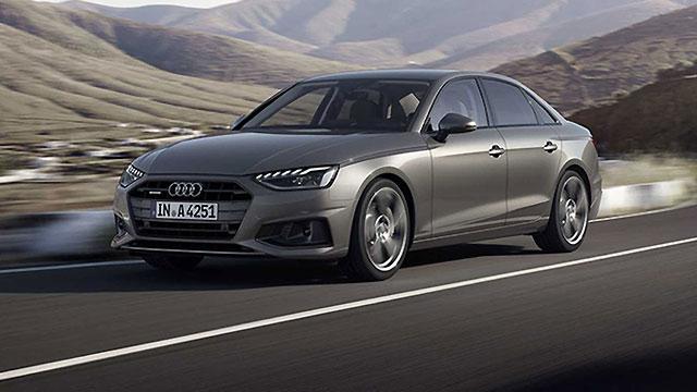 Audi osvježio A4