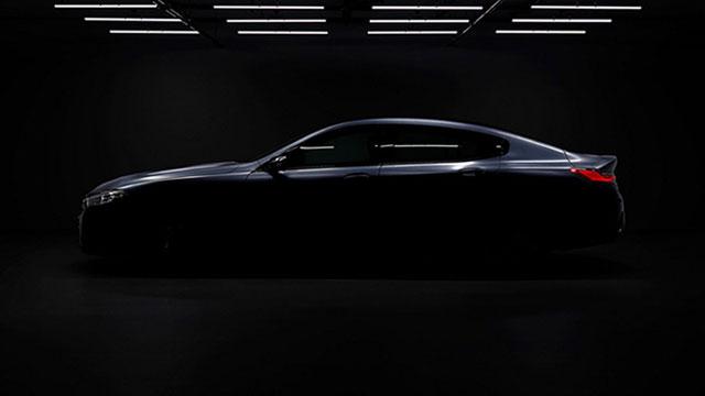 Sljedeći mjesec stiže BMW serija 8 Gran Coupe