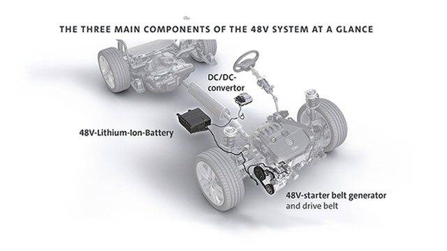 Volkswagen predstavio hibridni sustav novog Golfa