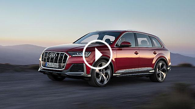 Audi osvježio Q7