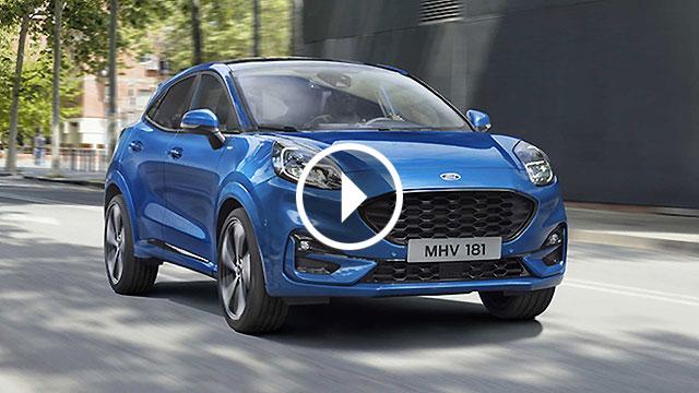 Ford Puma – novi kompaktni crossover sa snažnim adutima