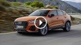 Audi predstavio novi crossover coupe - Q3 Sportback