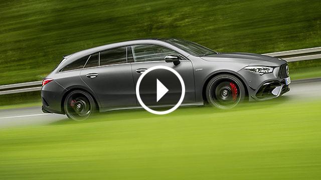 Mercedes-AMG predstavio CLA 45 Shooting Brake