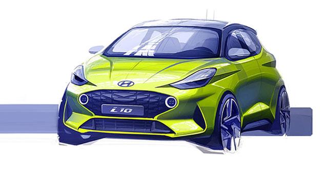 Novi Hyundai i10 djeluje osjetno atraktivnije