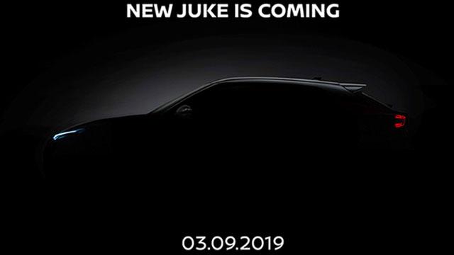 Novi Nissan Juke – još jedan teaser pred premijeru